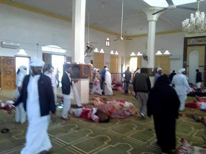egypt terrorist attack, rawdah mosque