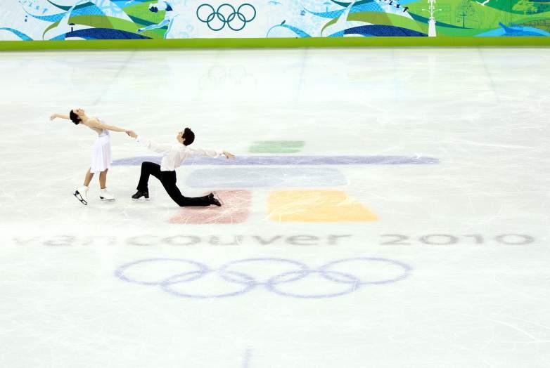 Tessa Virtue, Scott Moir, 2018 Olympics