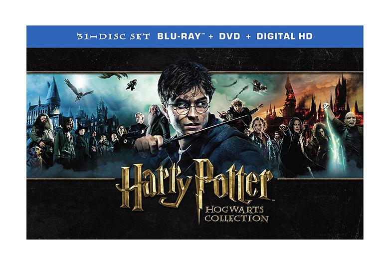 cyber monday movie deals, Cyber monday harry potter, Amazon cyber monday, cyber monday blu-ray