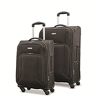"""Samsonite Victory 2-Piece Nested Softside Set (21""""/25""""), Only at Amazon"""