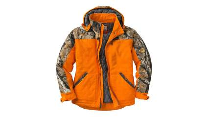 legendary whitetails hunting jacket
