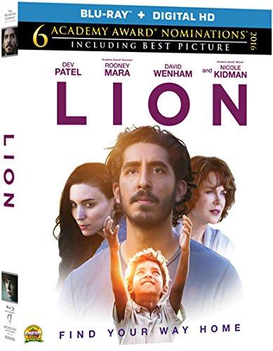 amazon black friday deals, movie deals, lion blu ray