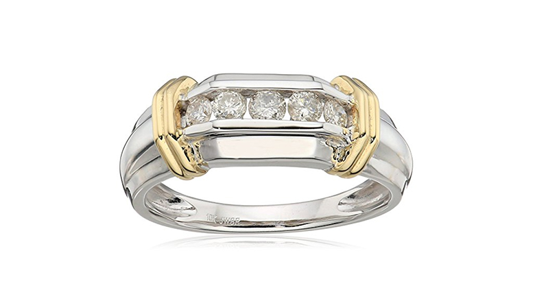 amazon cyber monday, cyber monday deals, best cyber monday deals, cyber monday sales, cheap jewelry, jewelry sales, men's diamond ring