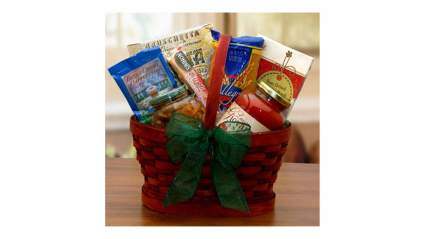 italian gift baskets, gift baskets, italian food baskets, valentine's gifts