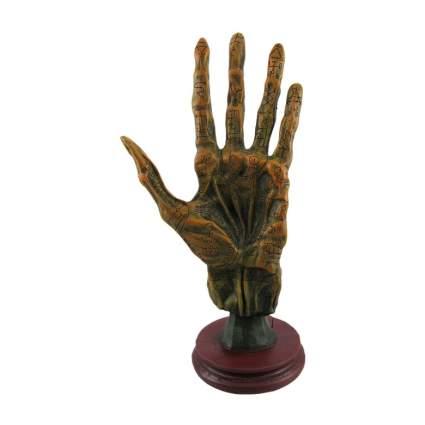 mummy palmistry hand