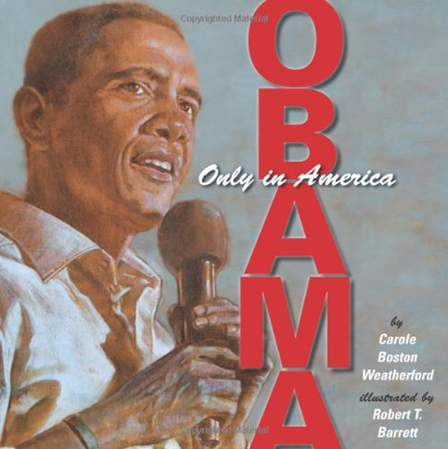 Obama: Only in America book