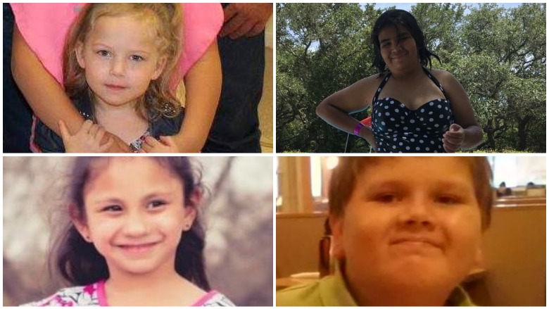sutherland springs victims