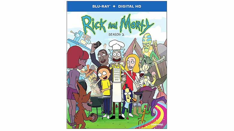 gifts for rick and morty fans