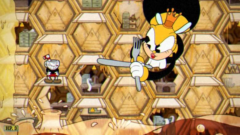 Rumor Honeybottoms Cuphead