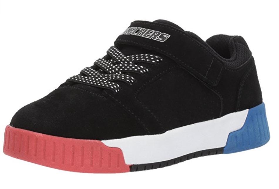 Skechers Kids Boy's Metro Way Sneaker