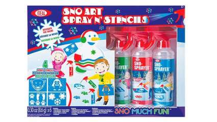 snow art kit