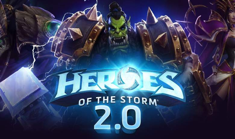 Heroes of the Storm 2.0, PC Gaming, Blizzard Entertainment