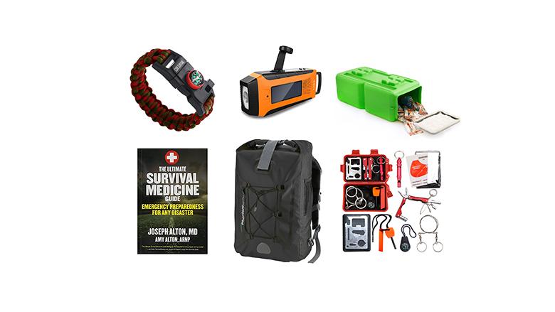 survivalist, christmas, gift, survival gift