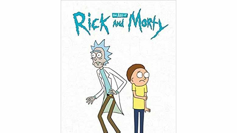 rick and morty christmas gift ideas