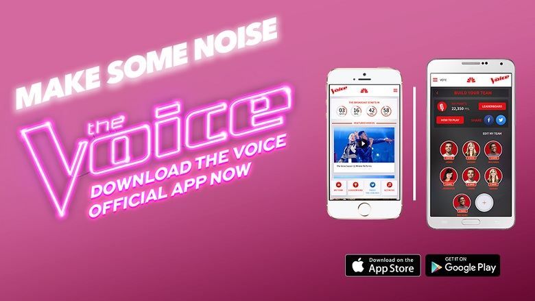 The Voice Instant Save, The Voice, The Voice Vote 2017, The Voice Vote App, The Voice Vote Online 2017, The Voice Season 13