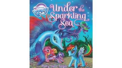 under the sparkling sea book