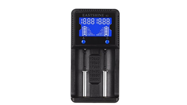 1best 18650 battery charger