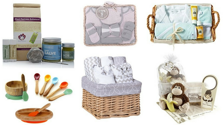 Top 10 Best New Baby Gift Baskets 2019