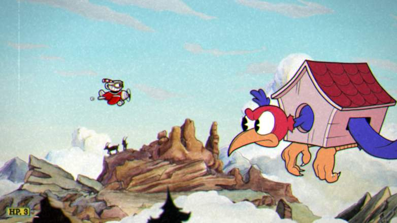 Wally Warbles Cuphead
