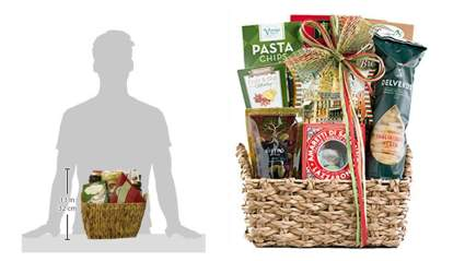 italian gift baskets, gift baskets, italian food baskets, valentine's gifts, wine country gift baskets