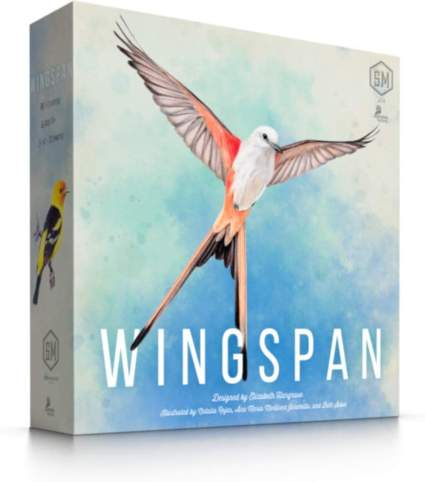 wingspan boardgame