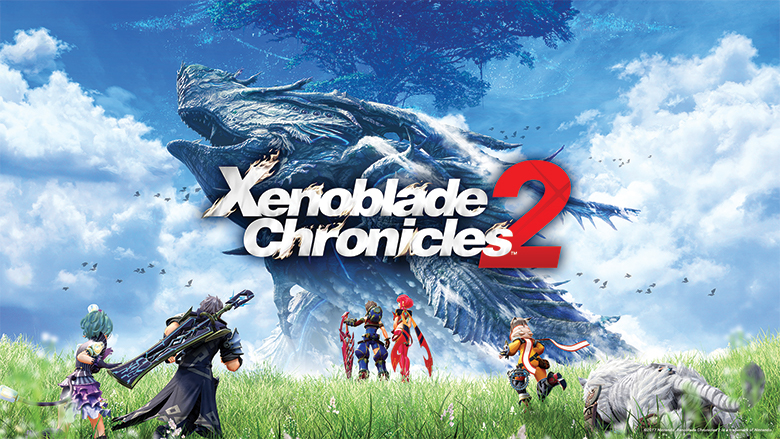 xenoblade chronicles 2, xenoblade chronicles 2 direct, xenoblade chronicles 2 nintendo direct