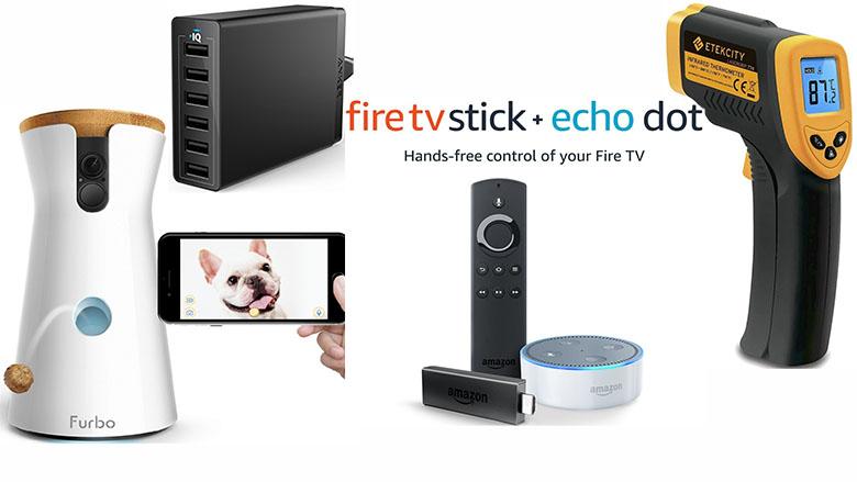 amazo smart home, amazon deals, amazon echo dot, amazon speaker, fire tv, hue