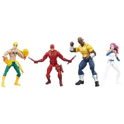 Marvel Legends Series The Defenders Figure 4-pack