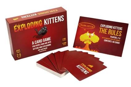 Exploding Kittens LLC Ekg-ORG1-1 Card Game