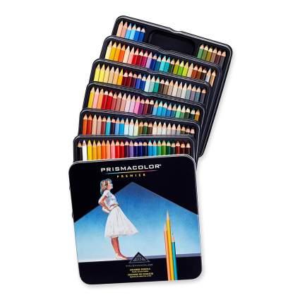Prismacolor Premier Colored Pencils, Soft Core, 132-Count, romantic gifts for women