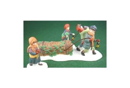 department 54 yule figurine