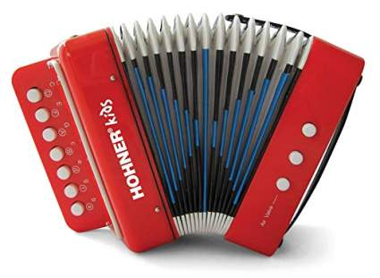 Hohner Kids Musical Toy Accordion