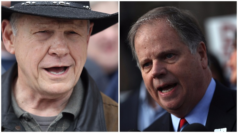 doug jones, roy moore, alabama recount
