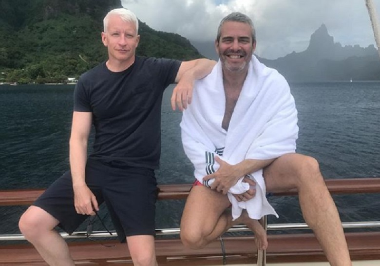 Did Andy Cohen and Anderson Cooper Ever Date, Andy Cohen Partner, Anderson Cooper Partner, Andy Cohen and Anderson Cooper Dated, Anderson Cooper and Andy Cohen Dated