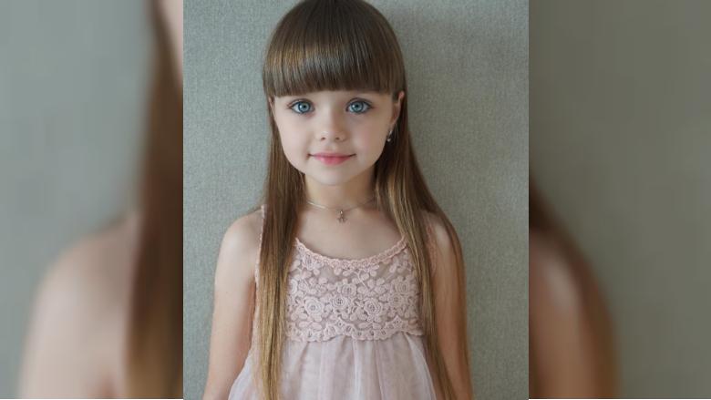 Anastasia Knyazeva most beautiful girl in the world