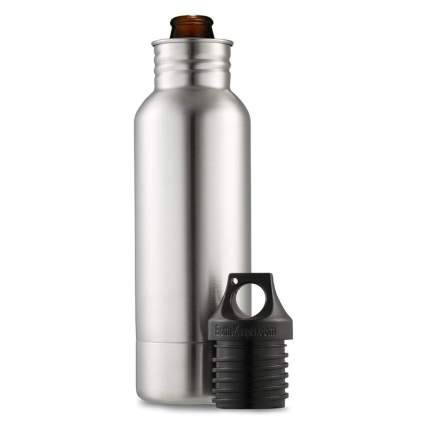 stainless beer bottle cooler