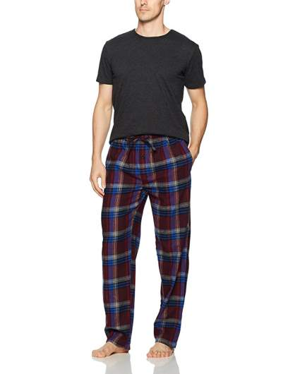 Ben Sherman Men's Tee & Flannel Set