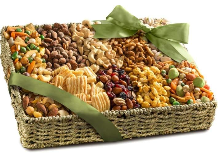 Best Savory Snacks Gift Basket