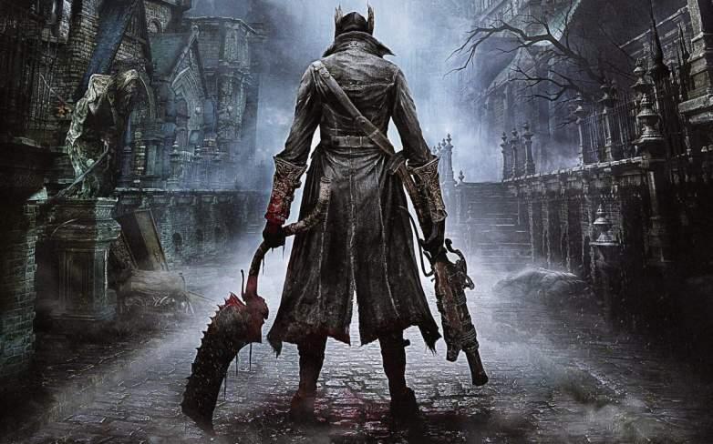 Hunter Bloodborne