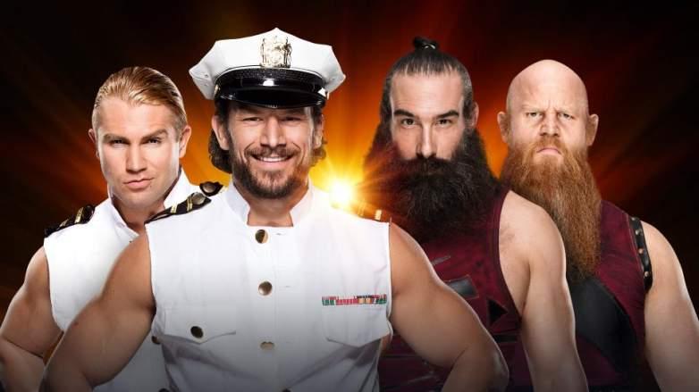 WWE Clash of Champions 2017