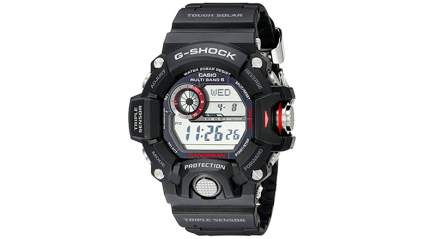 Casio Master of G Stainless Steel G-shock watch, gifts for firefighters, gifts for firemen, firefighter gifts