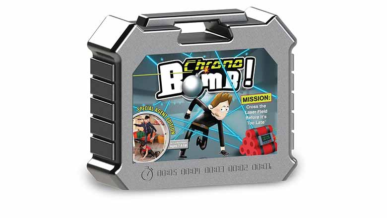 Chrono Bomb! Special Agent Edition Game