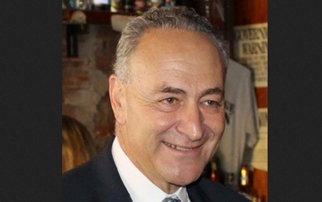 Chuck Schumer, Chuck Johnson, Mike Cernovich, Vic Berger, sexual harassment