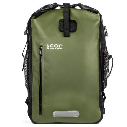cor surfboard racks, fishing pack, fishing bag, waterproof fishing