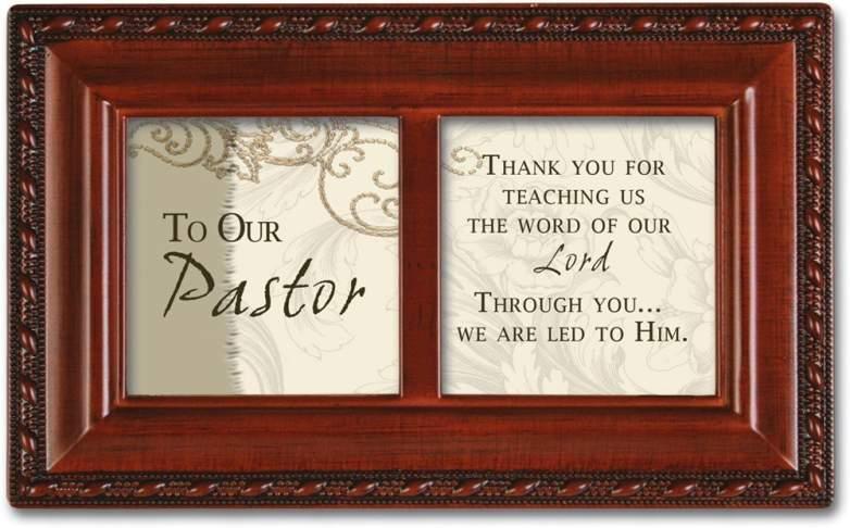 pastor appreciation gift