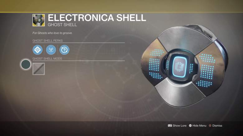 Destiny 2 Exotic Ghost