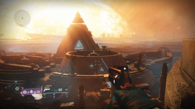 Destiny 2 Curse of Osiris Public Event