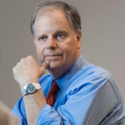 Doug Jones, Roy Moore, Alabama Senate Election