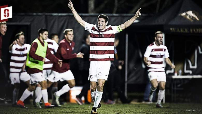 Men's College Cup Live Stream, D1 Soccer Semifinals, NCAA Soccer National Championship, Stanford, Akron, North Carolina, Indiana