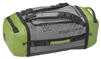 eagle creek, duffel bag, fishing duffel, fishing trip
